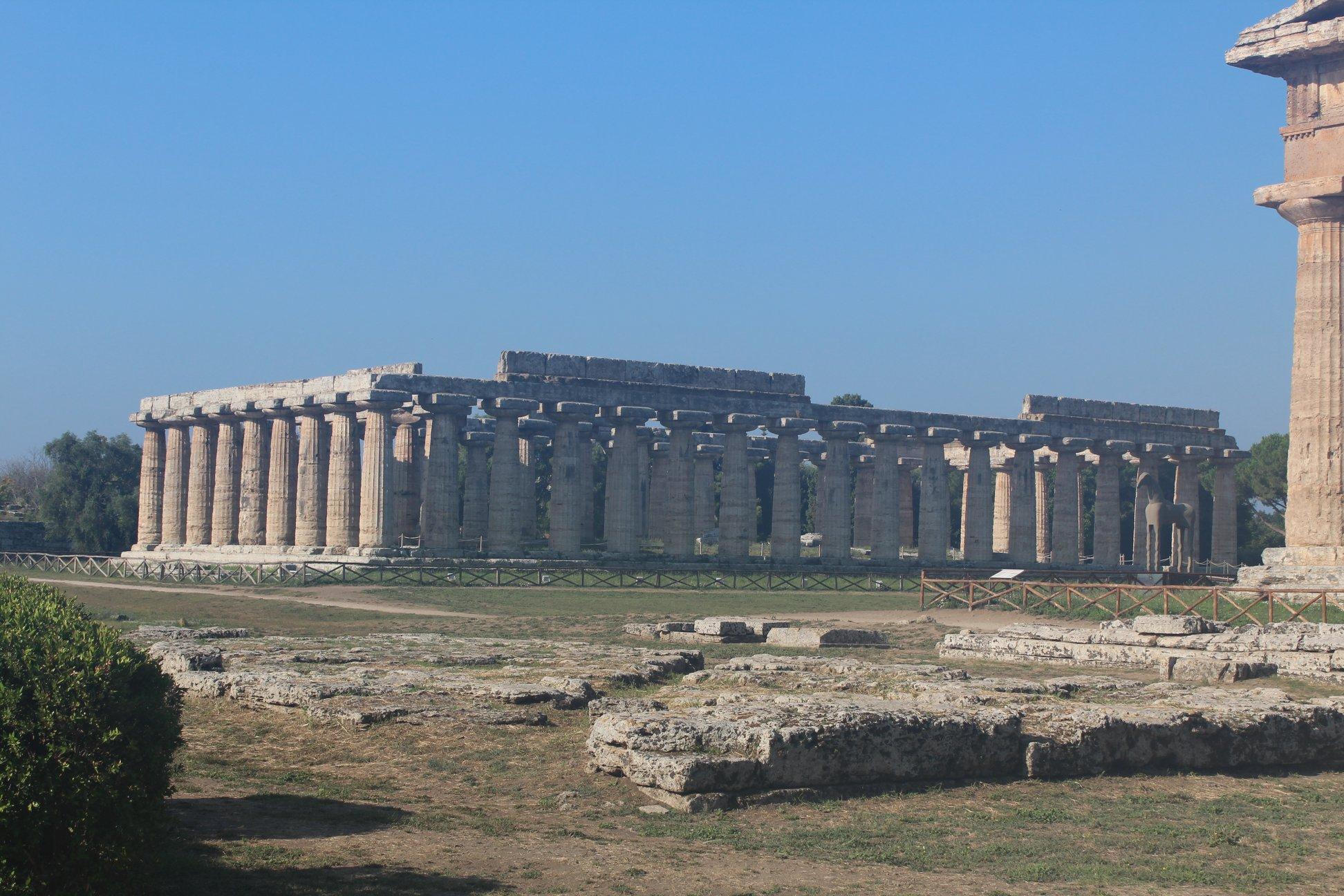 Temple of Hera I (Basilica) at Paestum