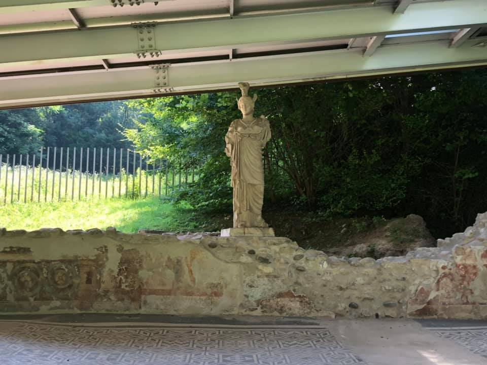 Sanctuary of Minerva in Breno (BS)