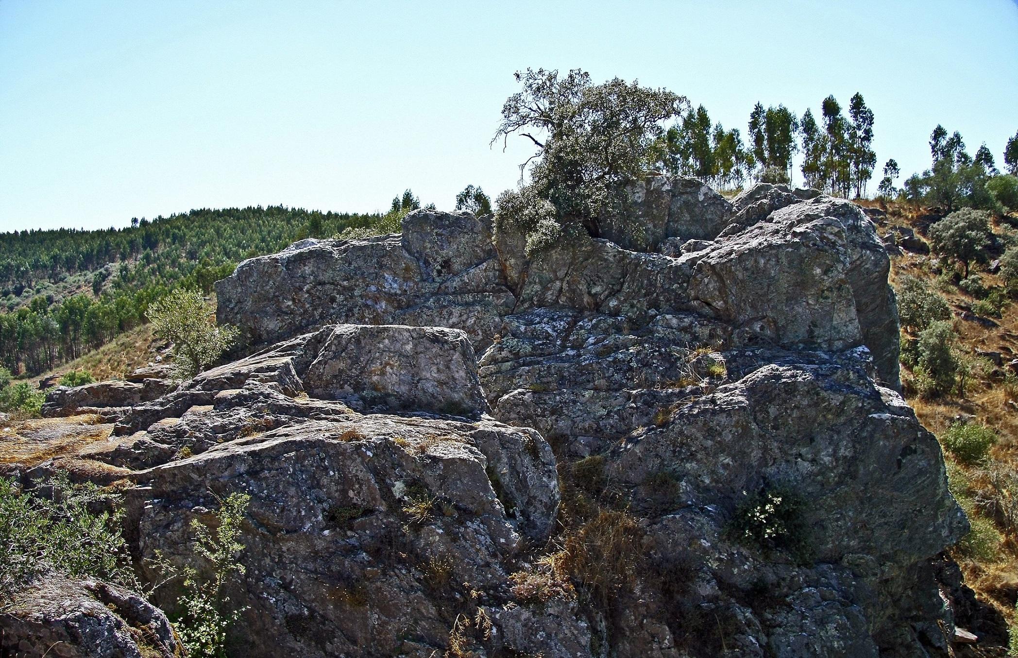 Rocha da Mina